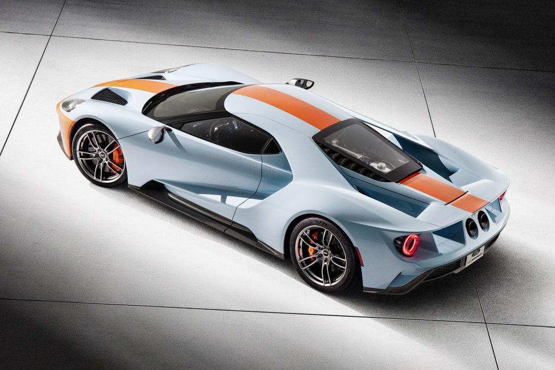 Money Has Never Made Man Happy But A Car Will 2019 Ford Gt