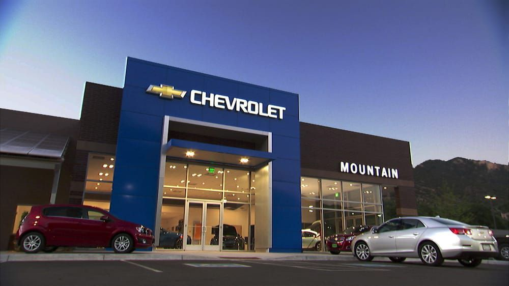 Chevy Dealership Glenwood Springs Colorado Chevy