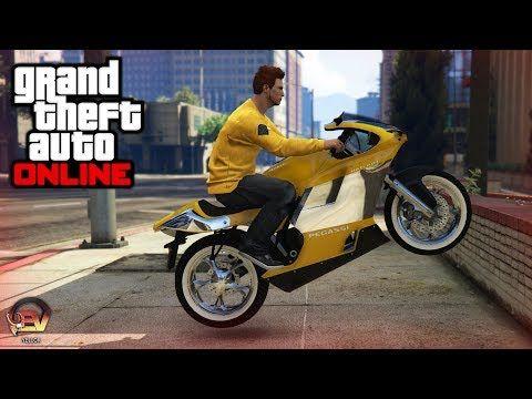 Gta 5 Insane Bike Stunt Spot Gta V Epic Funny Moments Https
