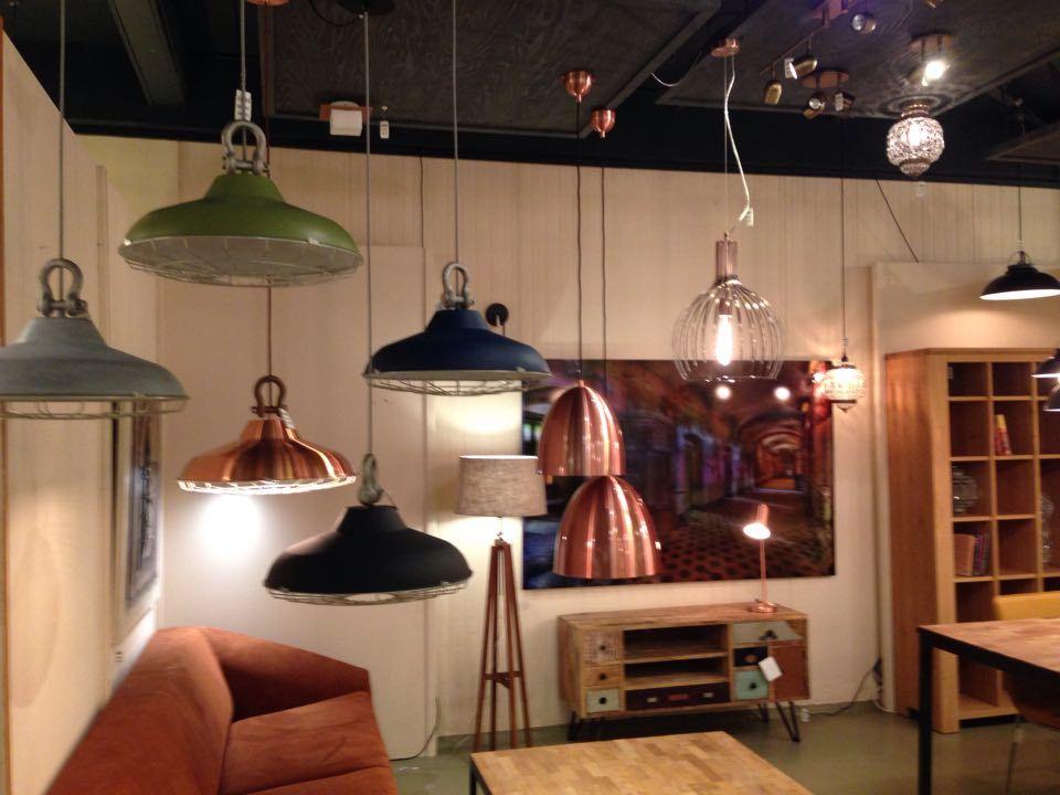 Showroom winkel huisdecoratie interieur verliu belgium