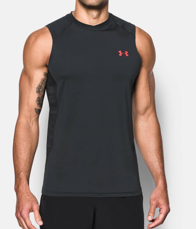 e8184e9202415 Under Armour Mens Ua Raid Sleeveless T Shirt