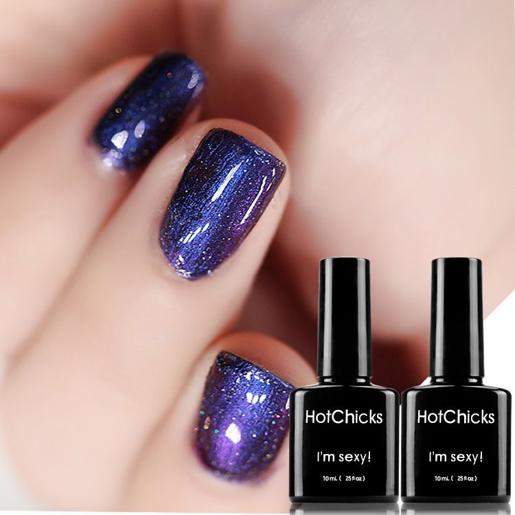 HOT CHICKS nail uv gel color Newest Nail Art Paint uv/ led /lamp gel ...