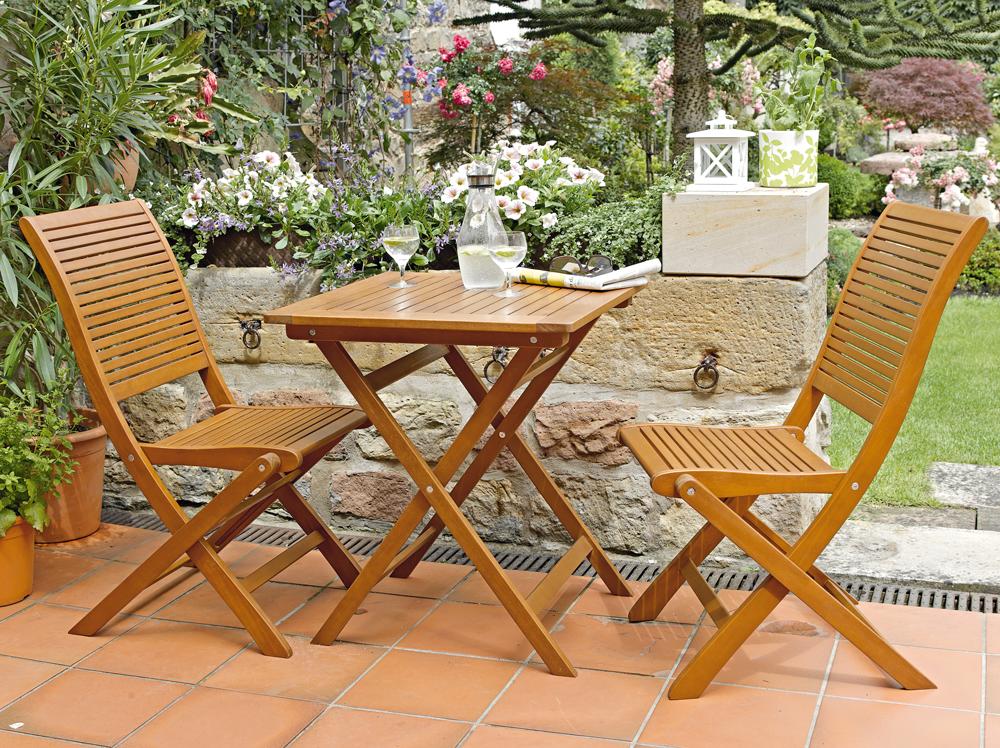 Ihr braucht noch den passenden Gartenstuhl zum Tisch? Bei BAUHAUS ...