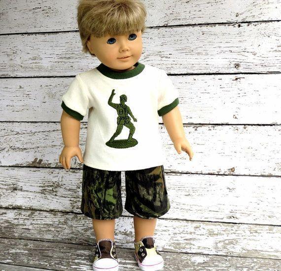 Army Man - 18'' Boy Doll Tee Shirt and Camo Shorts, by SewFunDollClothes, $20.00 #boydollsincamo Army Man - 18'' Boy Doll Tee Shirt and Camo Shorts, by SewFunDollClothes, $20.00 #boydollsincamo Army Man - 18'' Boy Doll Tee Shirt and Camo Shorts, by SewFunDollClothes, $20.00 #boydollsincamo Army Man - 18'' Boy Doll Tee Shirt and Camo Shorts, by SewFunDollClothes, $20.00 #boydollsincamo Army Man - 18'' Boy Doll Tee Shirt and Camo Shorts, by SewFunDollClothes, $20.00 #boydollsincamo Army Man - 18'' #boydollsincamo