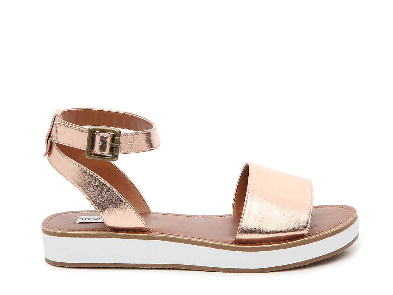 Steve Madden Miley Wedge Sandal Women's Shoes | DSW