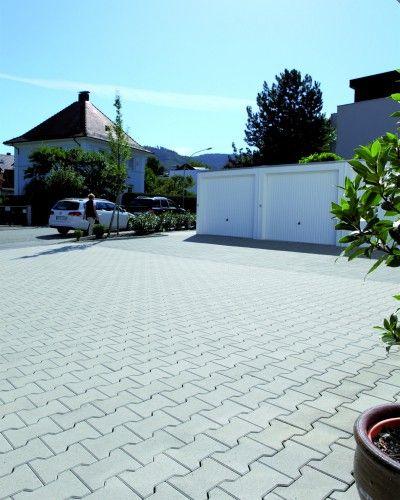 Pflastersteine Optima | Beton Christen AG | Gartenideen | Pinterest ...