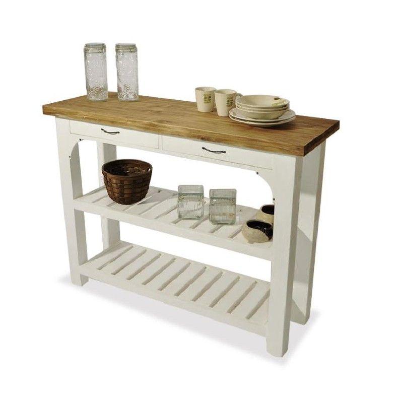 Mesa Auxiliar de Cocina | En madera | Pinterest | Auxiliar de cocina ...
