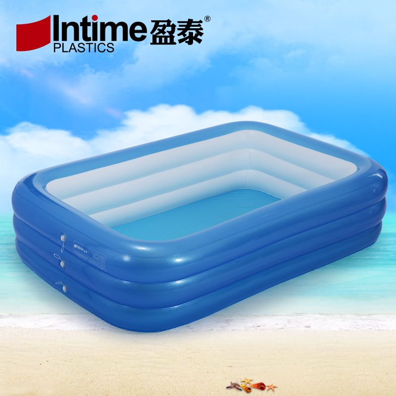 Thailand Surplus Oversized Family Inflatable Swimming Pool For Adults Children S Wading Pool Thickening Heightening In Baby Pool Inflatable Boat Boats For Sale