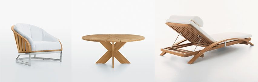 Summit Furniture   Teak Furniture For Residential And Marine Environments