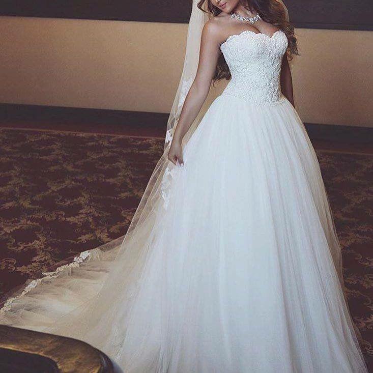 Pin de Lu Lan Mor en novias blancos | Pinterest | Blanco y Novios