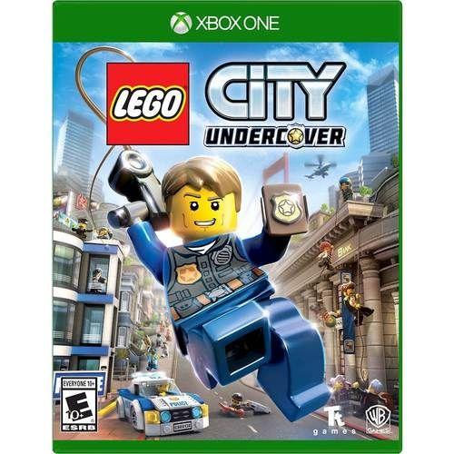 Lego City Undercover Digital Xbox One In 2020 Lego City
