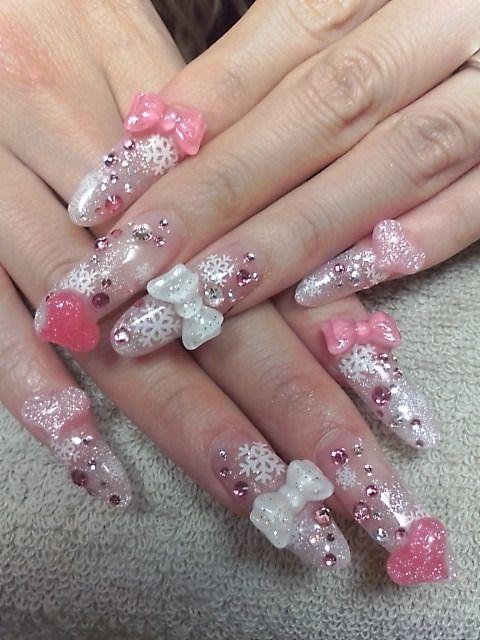 ~ Gyaru Nails ~