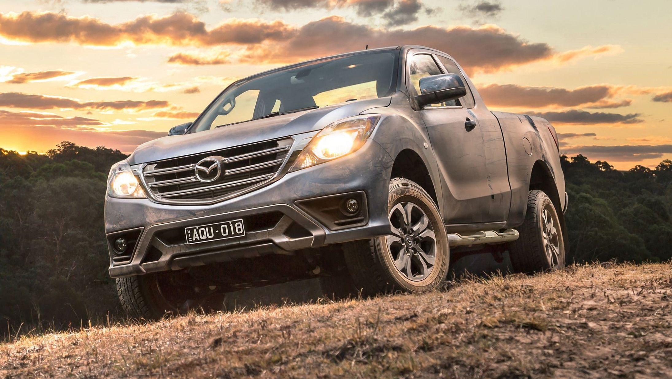2020 mazda b50 in 2020 | mazda, pickup car, car review