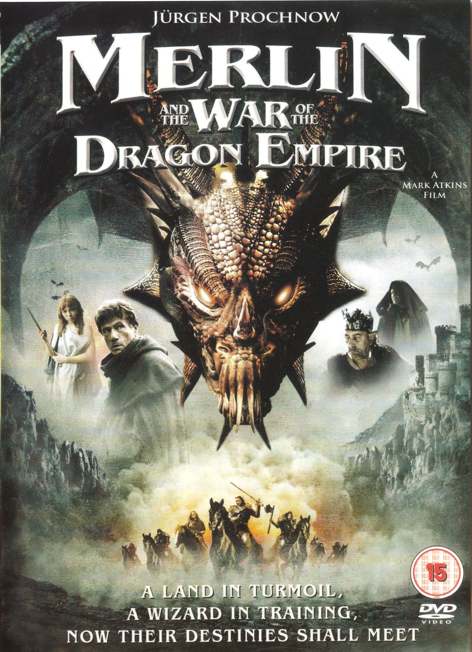 Merlin and the War of the Dragon Empire (2008) Jürgen