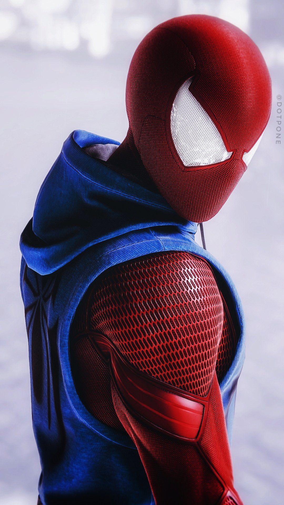 Dotpone On Twitter Spiderman Spider Scarlet Spider