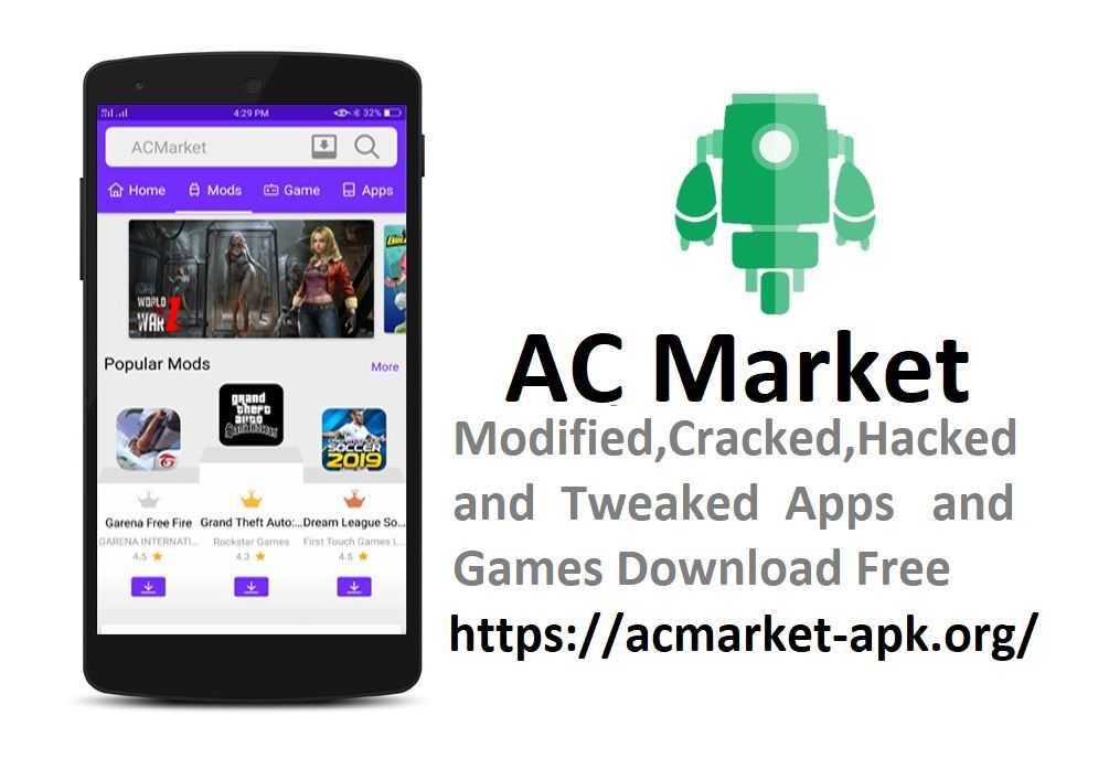 AC Market apk app store download for Android Mobile & Tabs