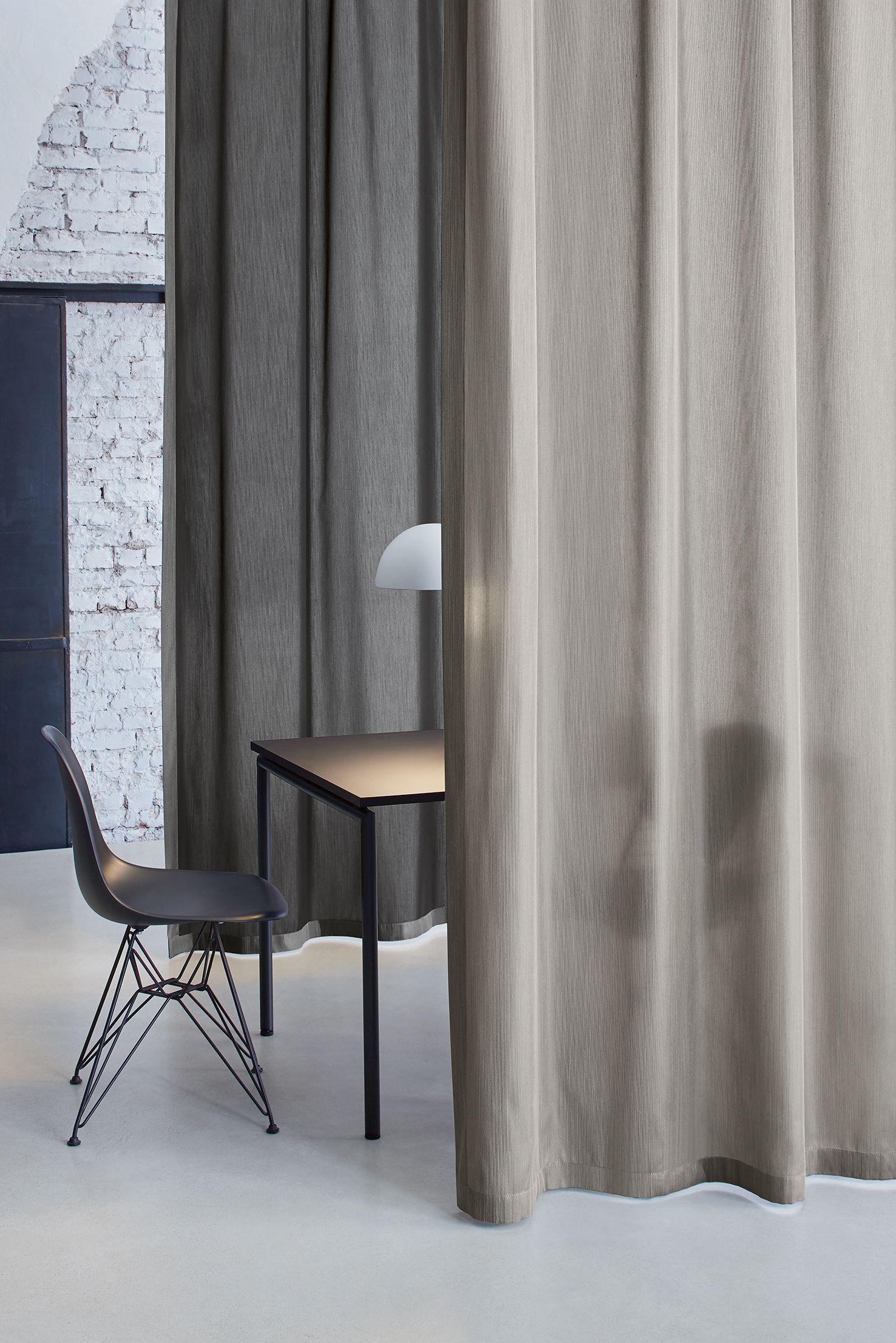 Silent Light Curtain Divider Interior Design Bedroom Teenage Room Acoustics