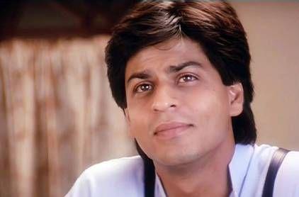 How To Style Your Hair Like Shah Rukh Khan Shahrukh Khan Khan Vintage Bollywood