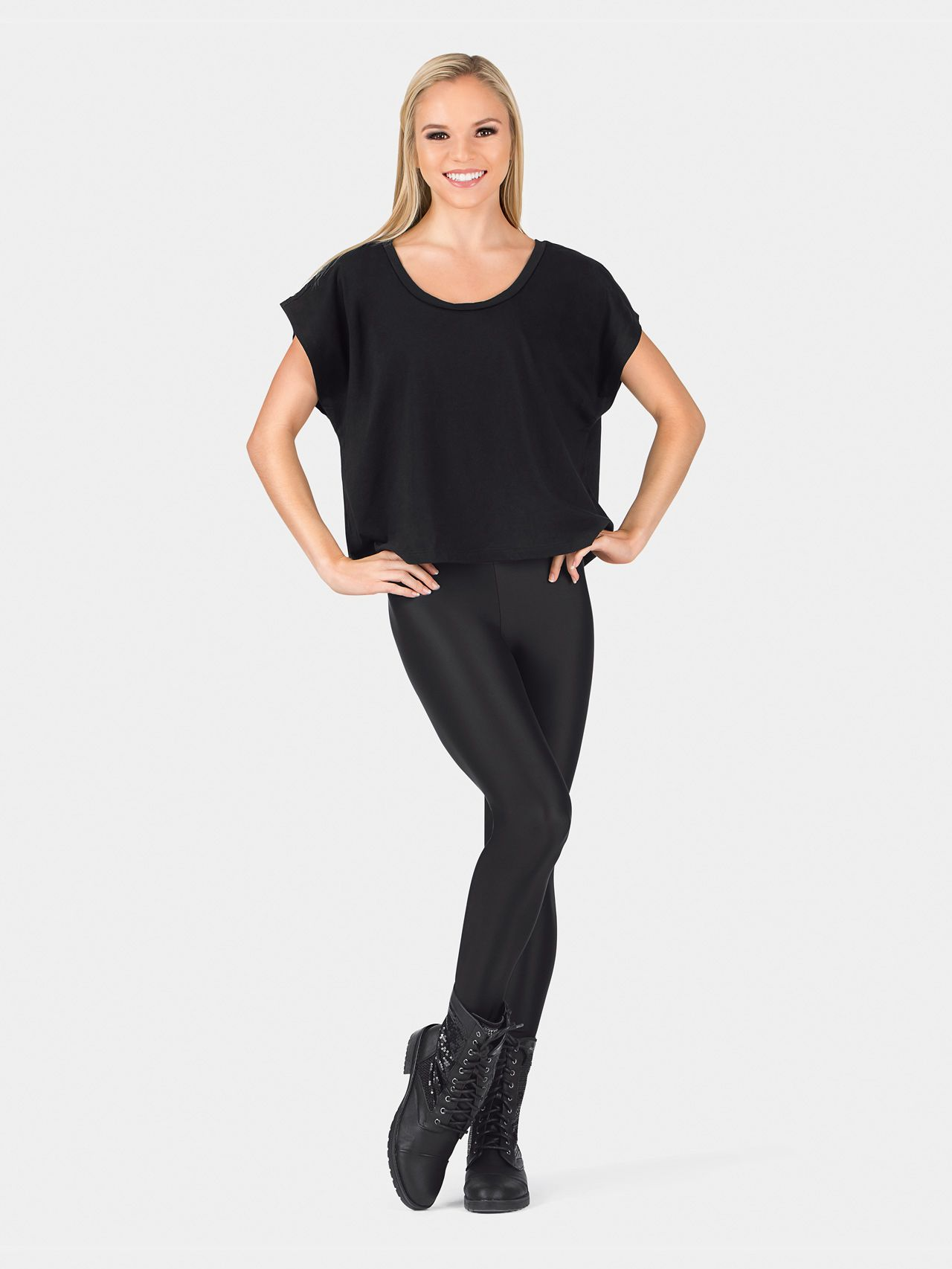 Free Shipping - High Waist Legging by NATALIE