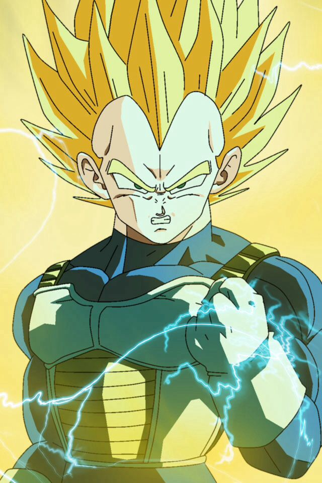 Dbz Super Saiyan Vegeta Hd The Best Dragonball Z Pics Princesas