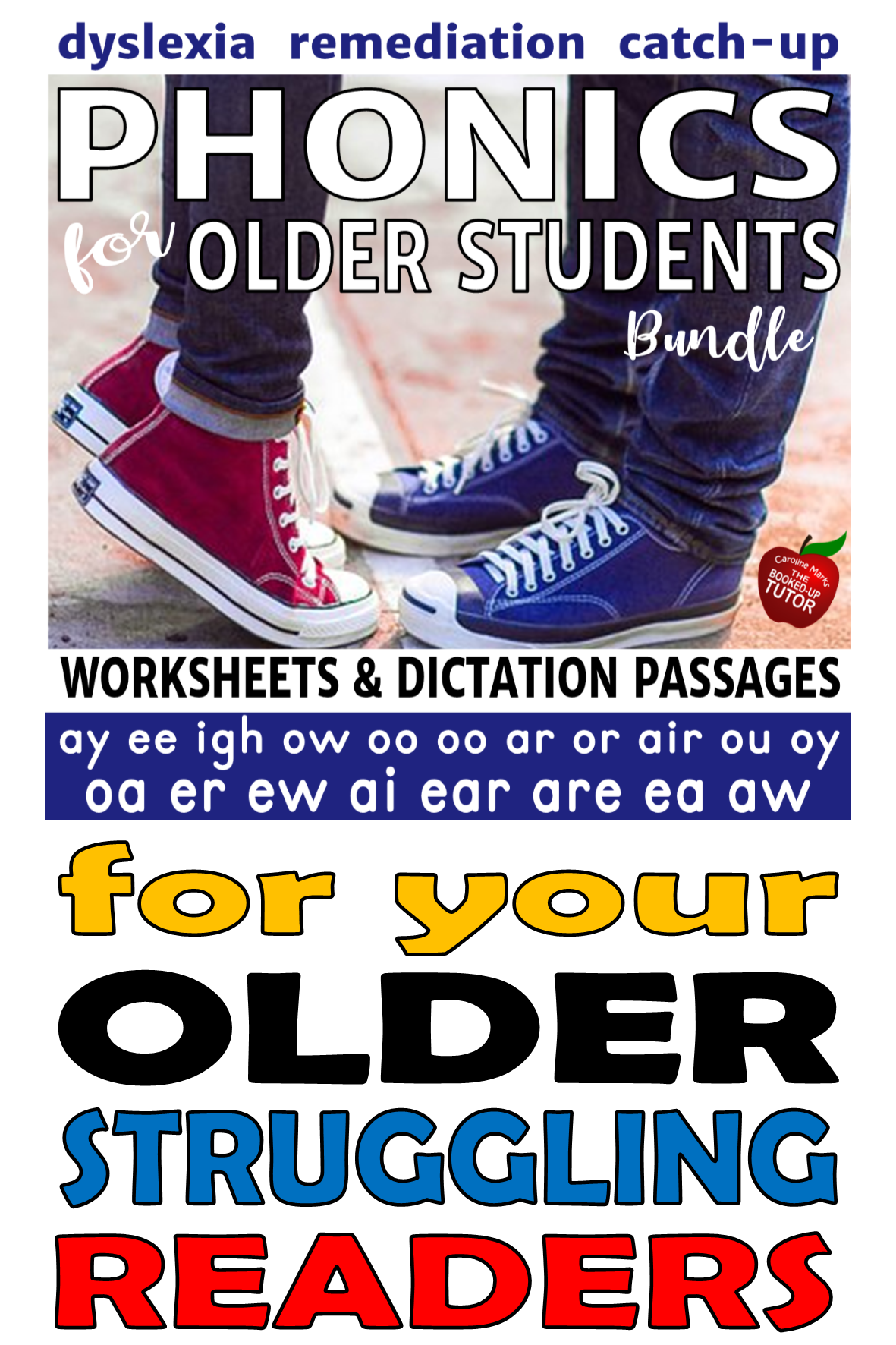 Dyslexia Worksheets Middle School Reading Intervention