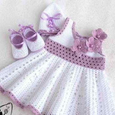 Vestidos De Ganchillo 31c08ad3ff70