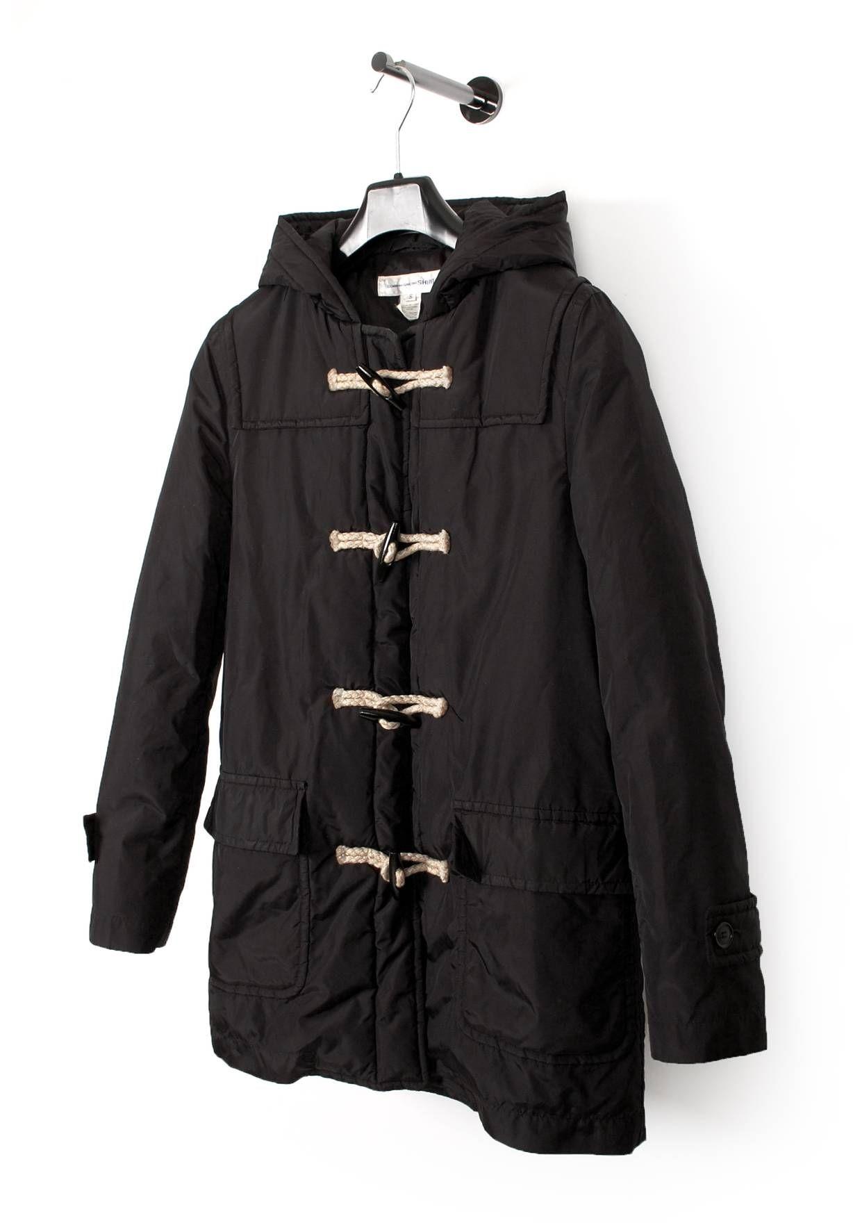 Comme des Garcons Original Comme Des Garcons Shirt Line Hooded ...