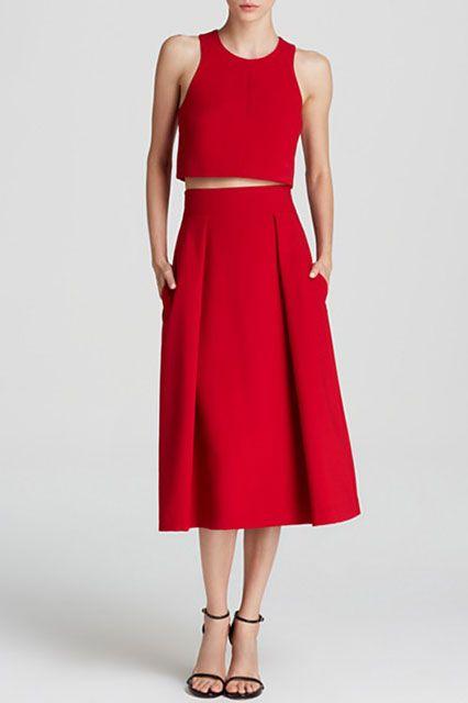 f9a62a5ce9c0 20 ways to shop like a fashion pro Two Piece Dress
