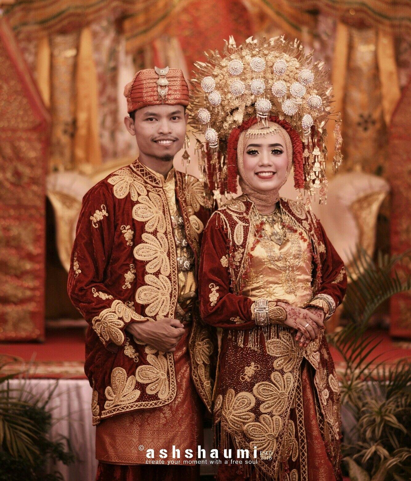 Wedding Photography in Minang di 12  Pengantin wanita, Baju