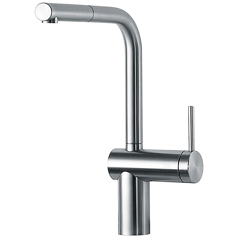Buy KWC Livello Single Lever Pull-Out Spray Kitchen Tap | John Lewis ...