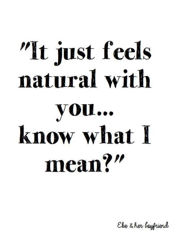 Image result for do what feels natural to you quotes