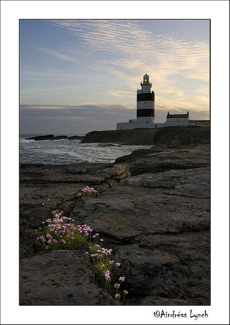 Lighthouses In Ireland Map.Lighthouse Hook Head Lighthouses Lighthouse Beacon Of Light