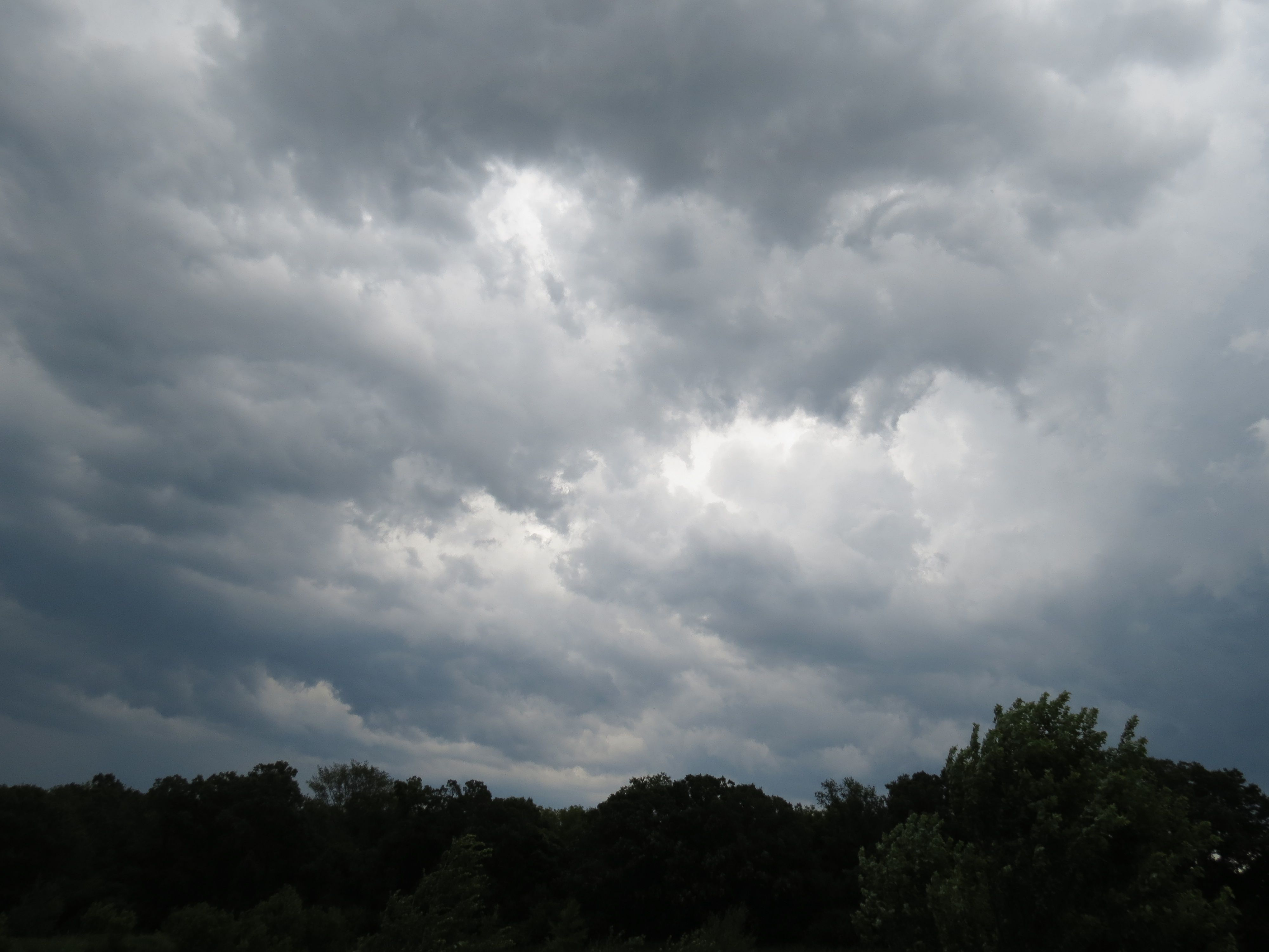 Overcast Sky In Minneapolis Overcast Sky Clouds