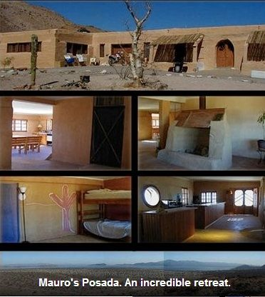 Building With Earth In Baja California, How Cool Is This?