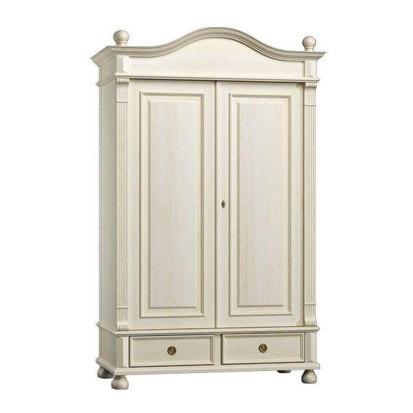 Kleiderschrank im Landhausstil 2türig Furniture, Decor