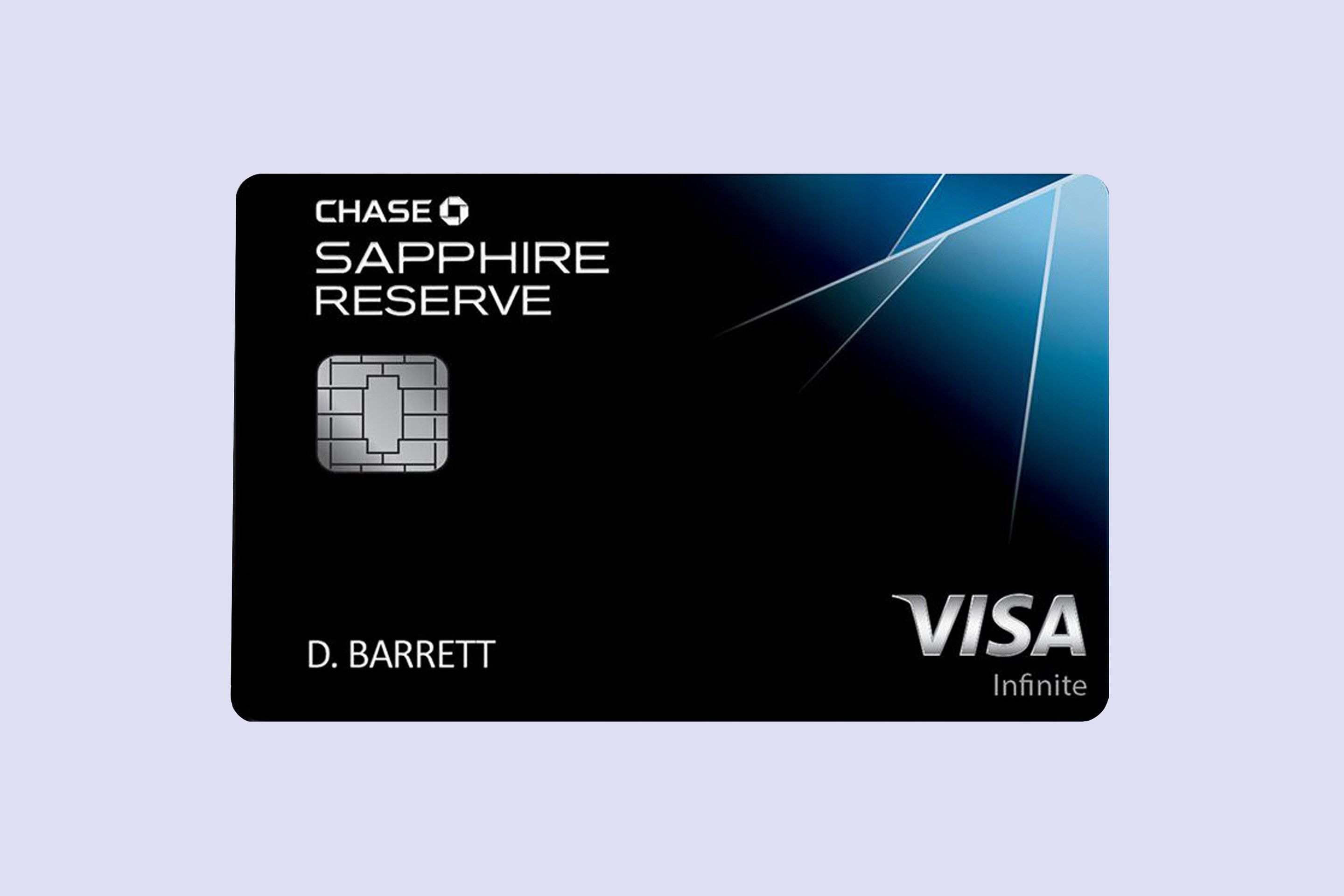 The Insanely Popular Chase Sapphire Reserve Credit Card Just Got