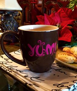 YUM! Ceramic Mug
