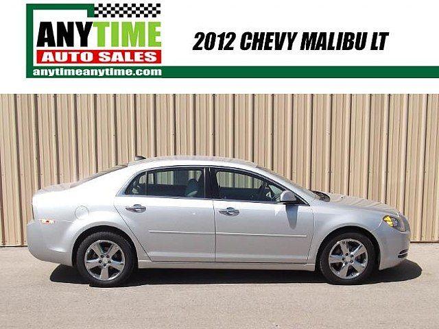 2012 Chevrolet Malibu Chevrolet Malibu Autosales Chevrolet Malibu