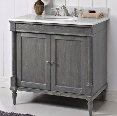 spectacular fairmont designs rustic chic vanity. Fairmont Designs Rustic Chic 36 inch Vanity in Silvered Oak  silvered oak Bath Pinterest