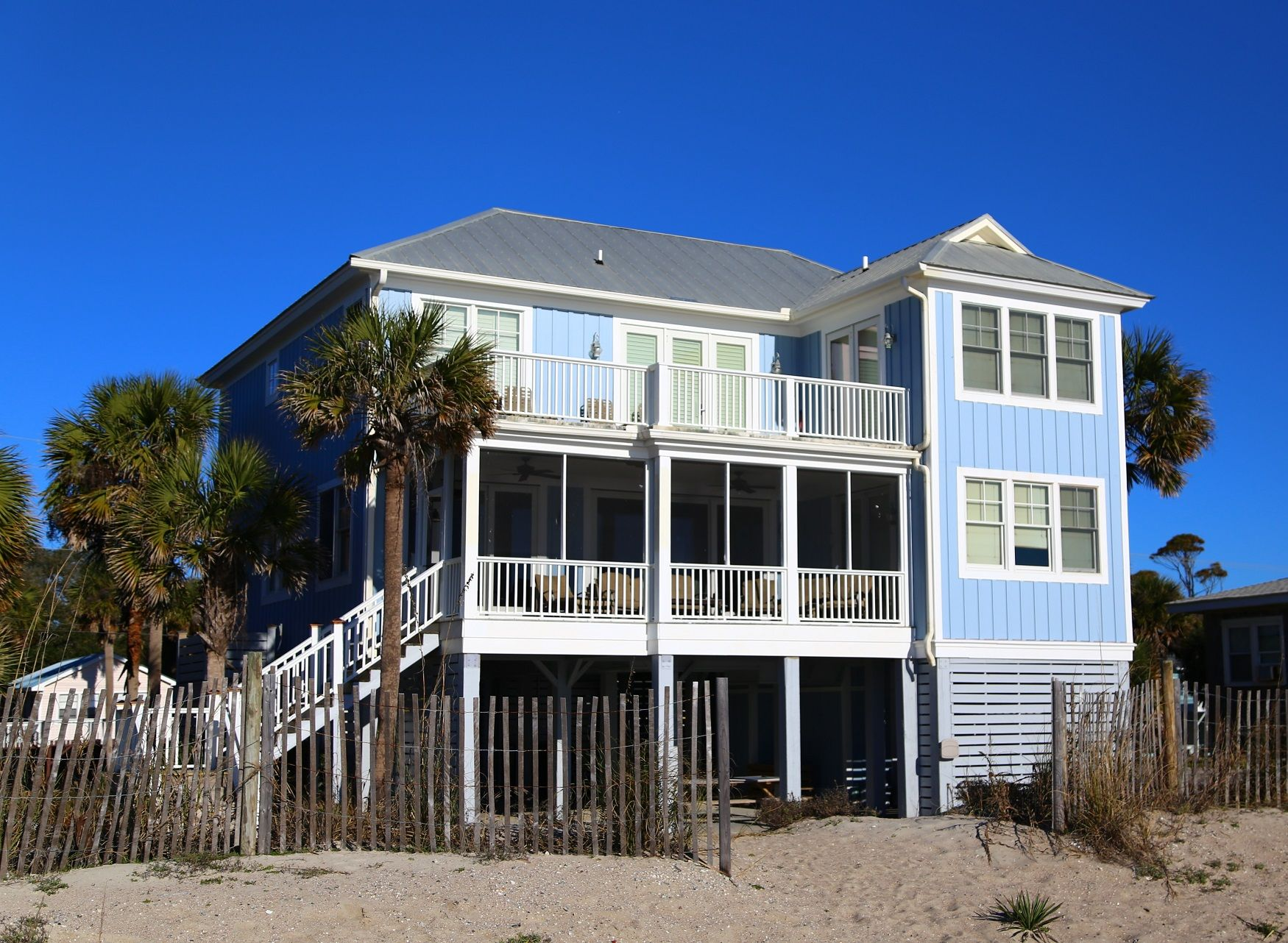 Another great vacation rental at edisto island sc from