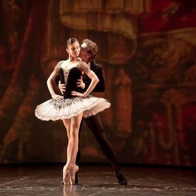 Ballet 101.....