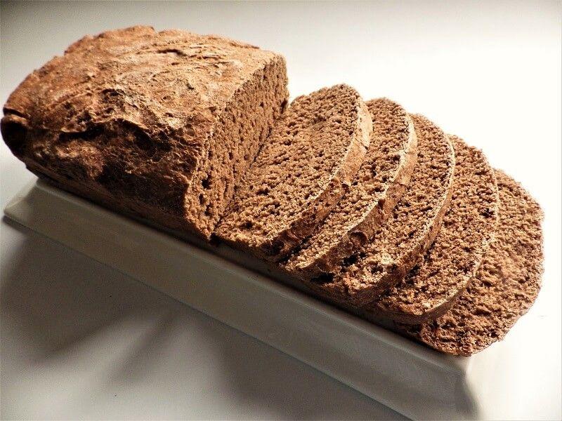 Pumpernickel Bread | Bread Machine Recipes | Bread, Bread ...