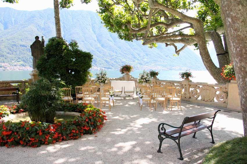 Villa Balbianello, Lake Como | Europe wedding, Outdoor ...