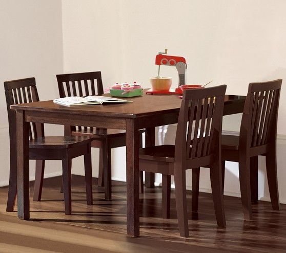 Carolina Large Table 4 Chairs Set 475 Table 45 Wide X 30