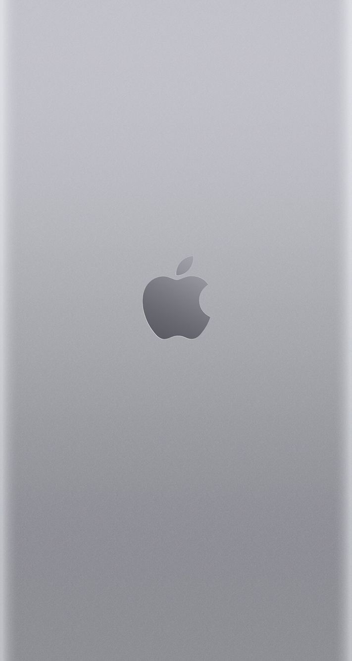 The Space Grey Iphone  Wallpaper