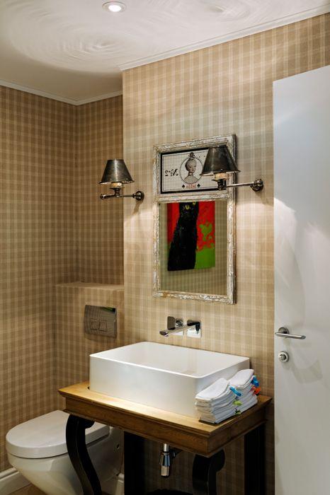 By Anda Roman: un apartament ca un cocon țesut cu cele mai fine și artistice idei