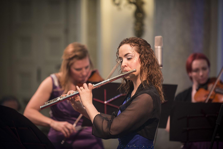 Domingos musicales con Ensamble Filarmónico. Foto: Patricio Melo