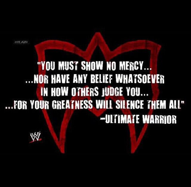 RIP Ultimate Warrior | A RAW SMACKDOWN | Ultimate warrior ...