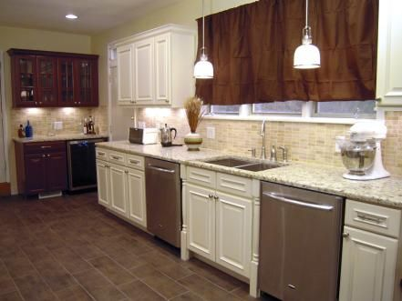 Our Favorite Kitchen Backsplashes Diy network, Kitchens and