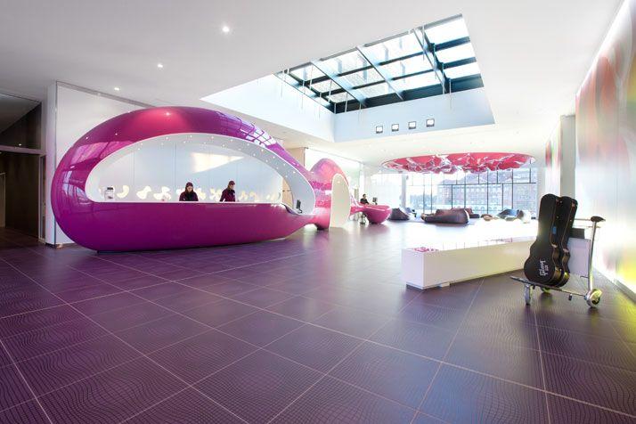Lobby nhow Berlin